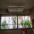 全保育室・ホール エアコン設置